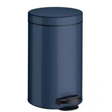 Ведро для мусора Meliconi синий 14 л