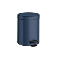 Ведро для мусора Meliconi синий 5 л